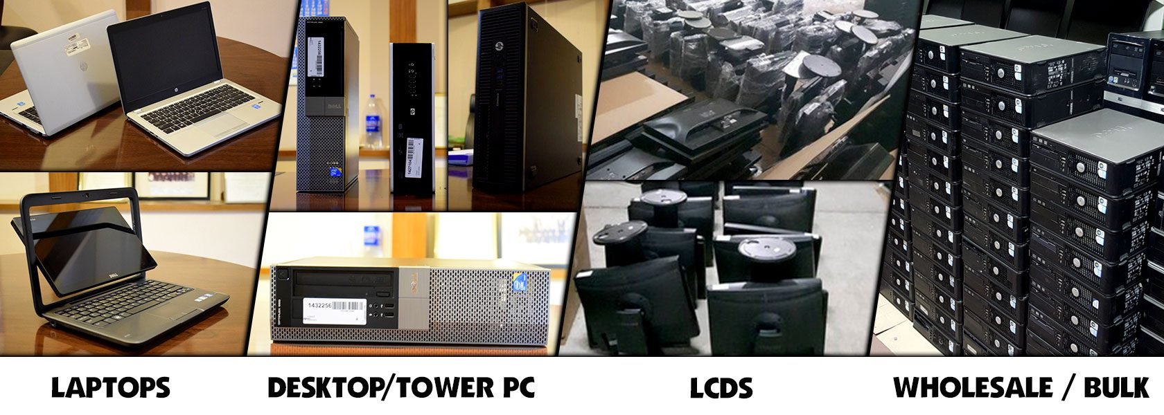 Used Computer Wholesale Distributors Exporters